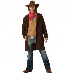 Fantasia Masculina Cowboy Renegado Velho Oeste Adulto