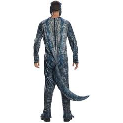 Fantasia Mundo Jurássico Reino Caído Velociraptor Adulto