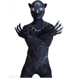 Fantasia Pantera Negra Guerra Infinita Adulto Spandex