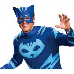 Fantasia PJ Máscaras Menino Gato Connor Adulto