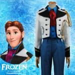 Fantasia Principe Hans Frozen Adulto Elite