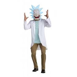 Fantasia Rick & Morty Rick Adulto Luxo