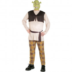 Fantasia Shrek Adulto Extra Grande