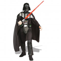 Fantasia Star Wars Adulto Darth Vader Luxo