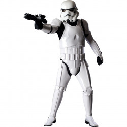Fantasia Stormtrooper Adulto Supreme