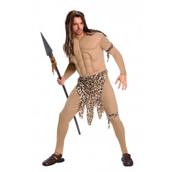 Fantasia Tarzan Homem das Cavernas Adulto