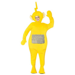 Fantasia Teletubbies Laa-Laa Adulto