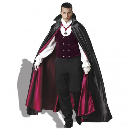 Fantasia Vampiro Gótico Adulto Elite