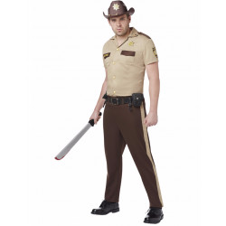 Fantasia Walking Dead Rick Grimes Adulto