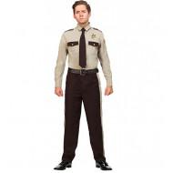 Fantasia Walking Dead Rick Grimes Adulto Sheriff