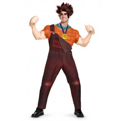 Fantasia Wreck it Ralph Luxo Adulto