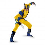 Fantasia X Men Wolverine Adulto Luxo