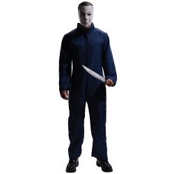 Fantasia Michael Myers Luxo Adulto
