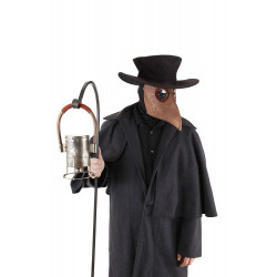 Kit Doutor da Peste Negra Steampunk