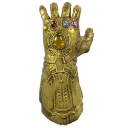 Luva Thanos Guerra Infinita Adulto