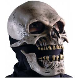 Máscara da Caveira Adulto Luxo