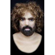 Máscara de Silicone Realista Tyrion Lannister Luxo