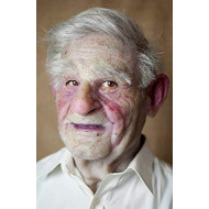 Máscara de Silicone Realista Velho Boris Luxo