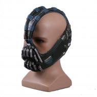 Máscara do Bane Latex Preta