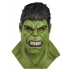Máscara do Hulk de Vinil dos Vingadores Elite