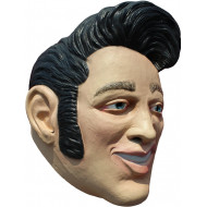 Máscara Elvis Presley Adulto Luxo