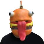 Máscara Fortnite Skin Beef Boss Clássica