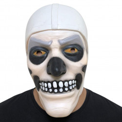 Máscara Fortnite Skin Skull Trooper Clássica