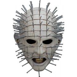 Máscara Hellraiser Pinhead Adulto Luxo