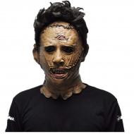 Máscara Leatherface Adulto Clássica