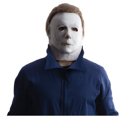 Máscara Michael Myers Luxo Adulto