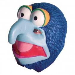 Máscara Muppets Vila Sésamo Grover Adulto