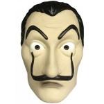 Máscara Salvador Dalí La Casa De Papel PVC