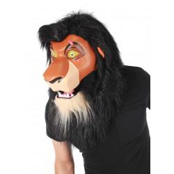 Máscara Scar Rei Leão Adulto