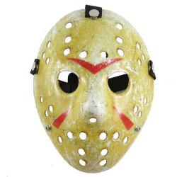 Máscara Sexta Feira 13 Jason Voohers Luxo Adulto