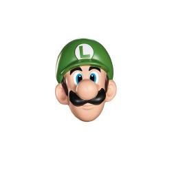 Máscara Super Mario Bros Nintendo Luigi