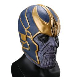 Máscara Thanos Guerra Infinita Adulto Latex