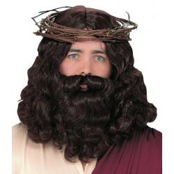 Peruca Barba e Bigode de Jesus