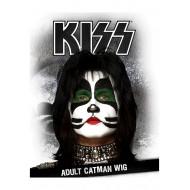 Peruca Kiss Catman Luxo Adulto