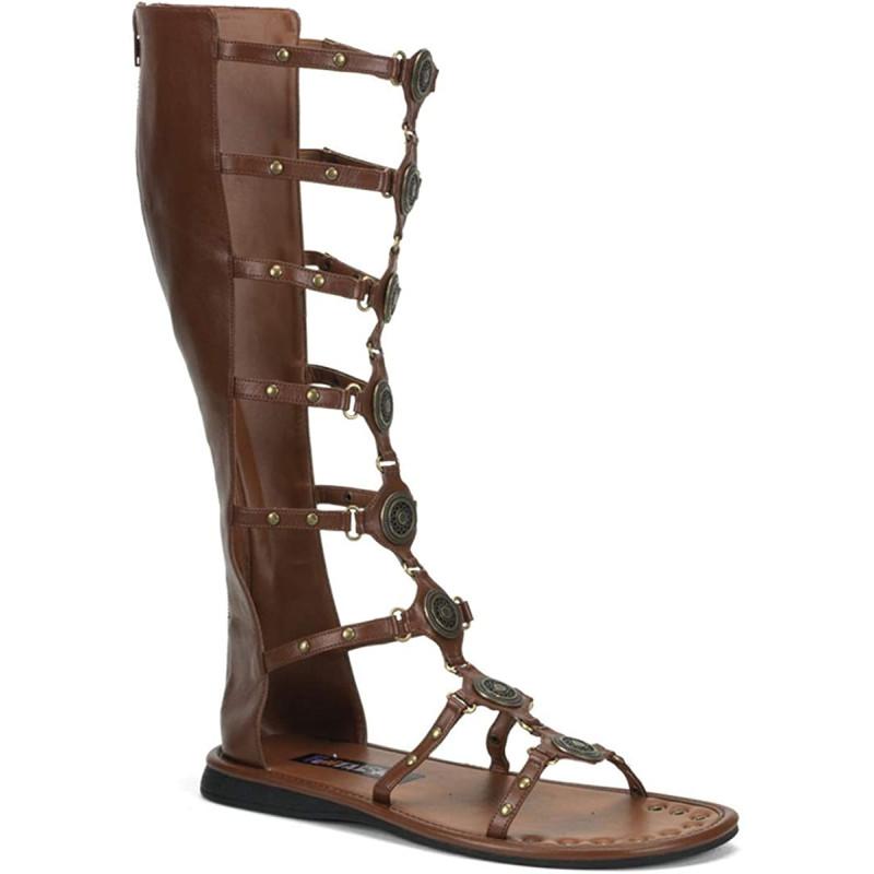 Grego Egípcio Luxo Sandália Adulto Romana m08wNn