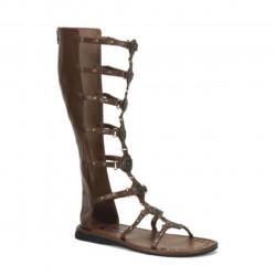 Sandálias Adulto Grego Romana Luxo