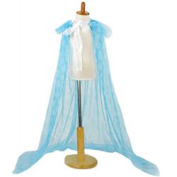 Capa Elsa Frozen Uma Aventura Congelante infantil