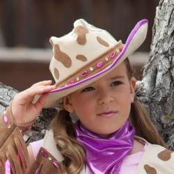 Chapéu Infantil Cowboy Cowgirl Country