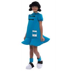 Fantadia Lucy da Turma do Snoopy Infantil