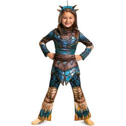 Fantasia Astrid Como Treinar seu Dragão Infantil