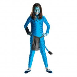 Fantasia Avatar Infantil Feminino