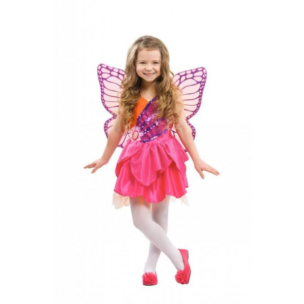 Fantasia Barbie Mariposa