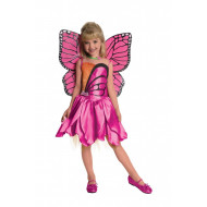 Fantasia Barbie Mariposa Fairytopia Clássica