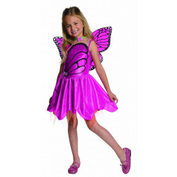 Fantasia Barbie Mariposa Fairytopia Pink