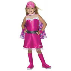 Fantasia Barbie Princesa do Poder Infantil