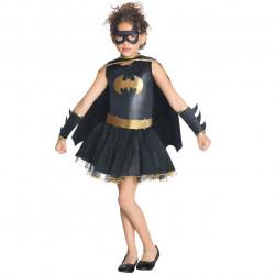 Fantasia Batgirl Infantil Tutu Luxo